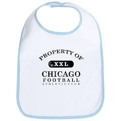 Property of Chicago Bib