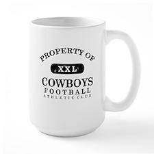 Property of Cowboys Mug