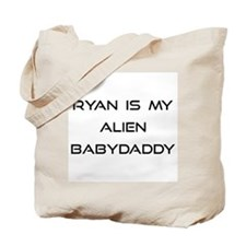 V tv I Love Ryan Tote Bag