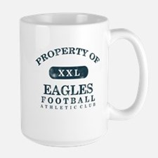 Property of Eagles Mug