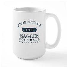 Property of Eagles Mug