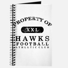 Property of Hawks Journal