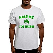 Kiss Me Shamrock T-Shirt