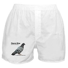 Brian Pigeon Boxer Shorts
