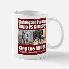 Chaining IS Cruelty Mug