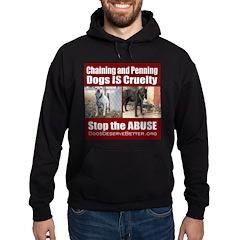 Chaining IS Cruelty Hoodie