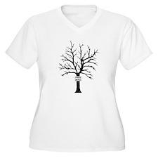 Tree Hugs Free Hugs T-Shirt