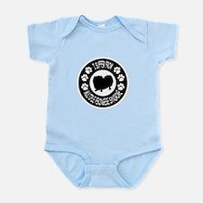 Pekingese Infant Bodysuit