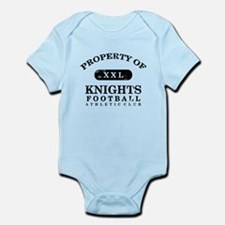 Property of Knights Infant Bodysuit