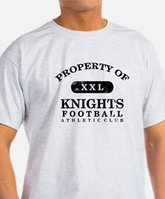 Property of Knights T-Shirt