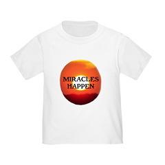 MIRACLES HAPPEN IX T