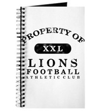 Property of Lions Journal