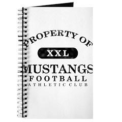 Property of Mustangs Journal