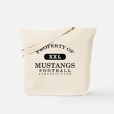 Property of Mustangs Tote Bag
