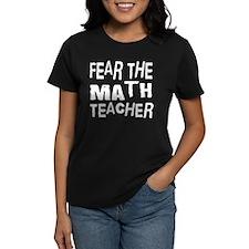 Funny Math Teacher Tee