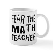 Funny Math Teacher Small Mug