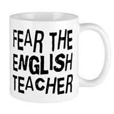 Funny English Teacher Mug