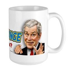 Bush - Hope and Change? Mug
