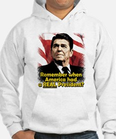 A REAL President Jumper Hoody