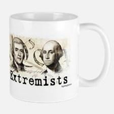 Right-Wing Extremists Small Mugs