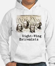 Right-Wing Extremists Hoodie