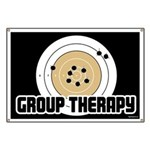 Group Therapy - Guns Banner