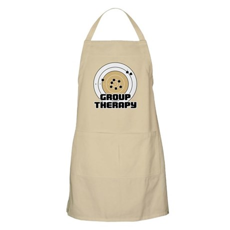 Group Therapy - Guns Apron