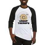 Group Therapy - Guns Baseball Jersey