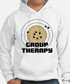 Group Therapy - Guns Jumper Hoody