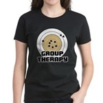 Group Therapy - Guns Women's Dark T-Shirt