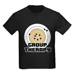 Group Therapy - Guns Kids Dark T-Shirt