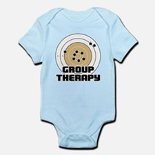 Group Therapy - Guns Infant Bodysuit
