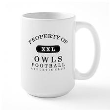 Property of Owls Mug