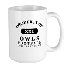 Property of Owls Mug