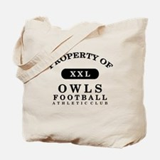 Property of Owls Tote Bag