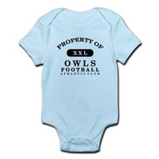 Property of Owls Infant Bodysuit