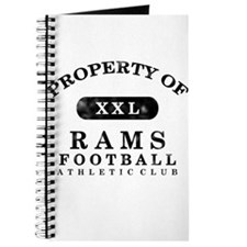Property of Rams Journal