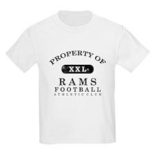Property of Rams T-Shirt