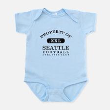 Property of Seattle Infant Bodysuit