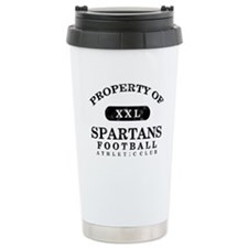 Property of Spartans Travel Mug