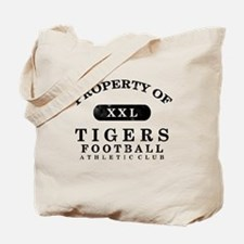 Property of Tigers Tote Bag
