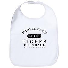Property of Tigers Bib