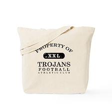 Property of Trojans Tote Bag