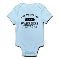 Property of Warriors Infant Bodysuit