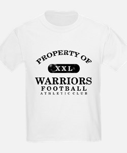 Property of Warriors T-Shirt