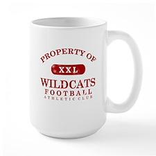 Property of Wildcats Mug