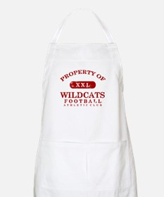 Property of Wildcats Apron