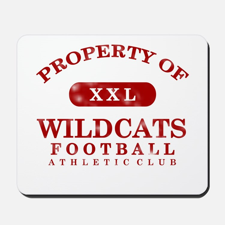 Property of Wildcats Mousepad