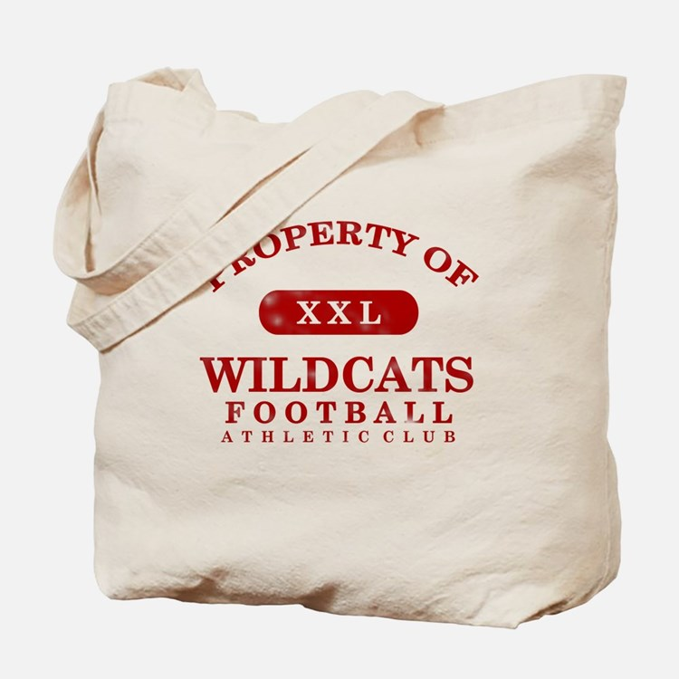 Property of Wildcats Tote Bag