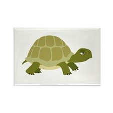 Myrtle the Turtle Rectangle Magnet